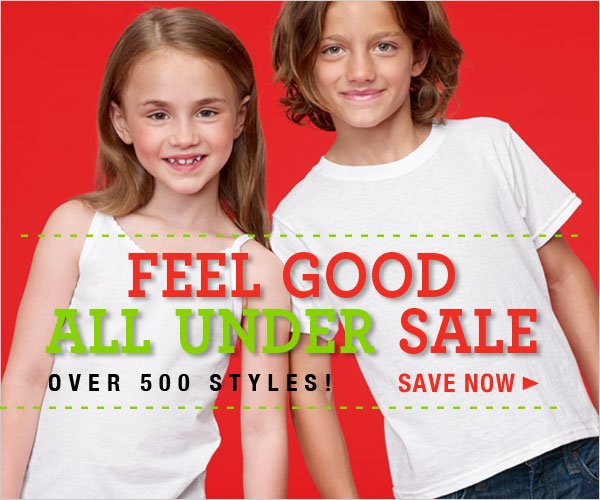 Shop Feel Good All Under Sale