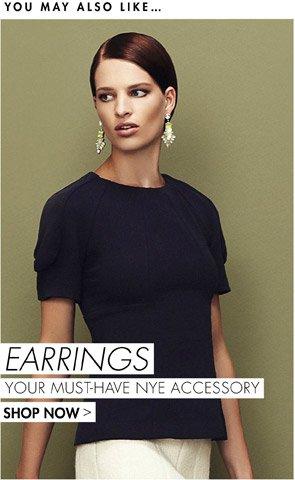 EARRINGS - SHOP NOW
