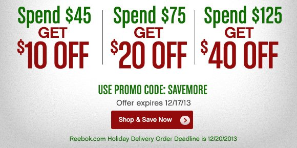 USE PROMO CODE: SAVEMORE SHOP & SAVE NOW