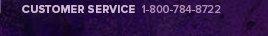 Customer Service 1-800-784-8722