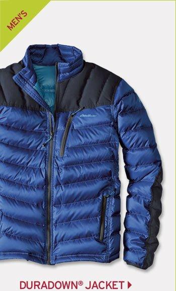 Shop Men's DuraDown Jacket