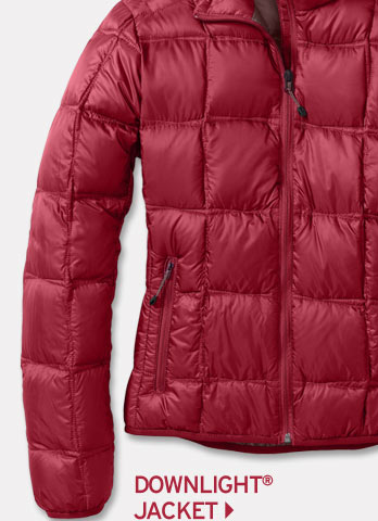 Shop Women's DownLight Jacket