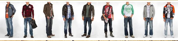 Men's Shop by Outfits