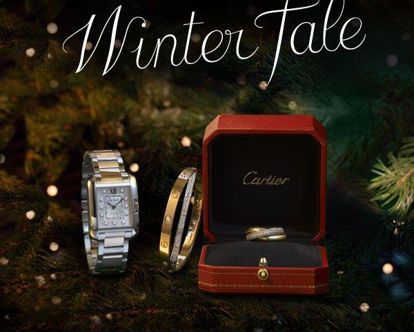 Cartier — Winter Tale