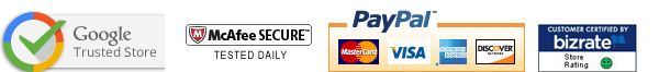 Security & Payment Logos