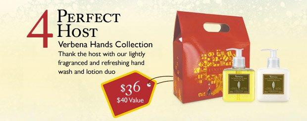 Verbena Hands Collection