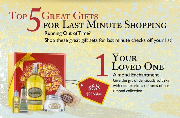 Almond Enchantment