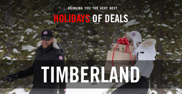 Holiday Deals - Day 4: Timberland Men's Front Country Slip-On Shoes