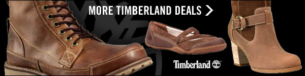 Holiday Deals - Day 4: Timberland