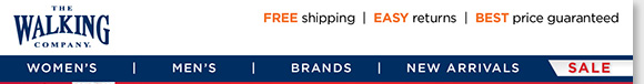 Enjoy FREE Shipping and guaranteed delivery by Christmas on ALL regular priced shoes, boots, and slippers from Dansko, UGG®, ECCO, ABEO & more!* Plus, shop the ultimate cold weather boots from UGG® Australia for her and him! Shop now to find the best selection at The Walking Company.