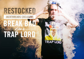 Shop RESTOCKED: Exclusive Trap Lord Tee