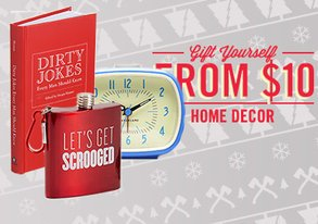 Shop Gift Yourself: Home from $10