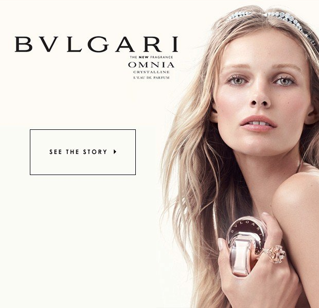 This New Bulgari Fragrance is A Gem of Light