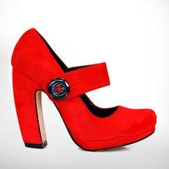 Martina Blue, Gal Latea in Red