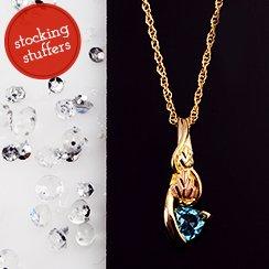 Designer Topaz Jewelry: FPJ, Krementz, Celine F & More
