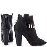 Bonnaroo - Black Leather