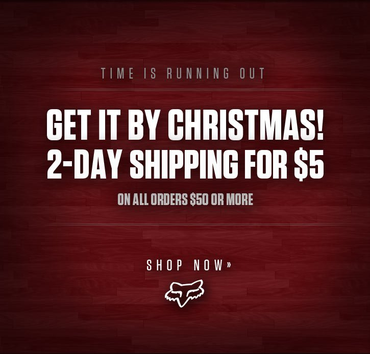 2 - Day Shipping For $5!