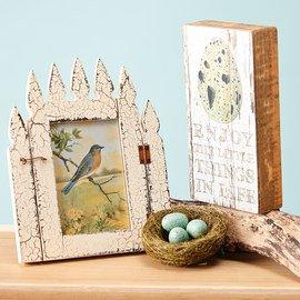 Feather Your Nest: Bird Décor