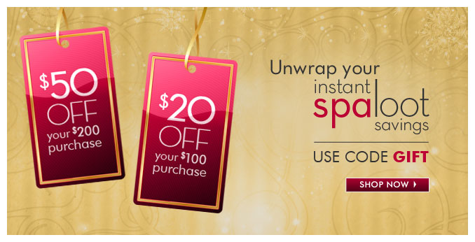 $50 off your $200 purchase | $20 off your $100 purchase use code GIFT — Shop Now »