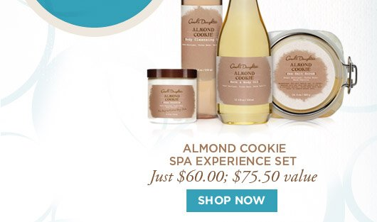 Almond Cookie Spa Experience