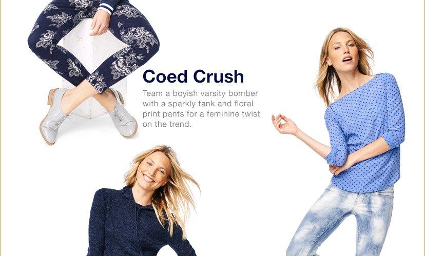 Coed Crush