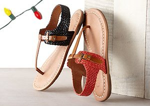 Vacation Ready: Sandals