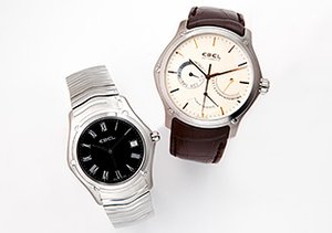 Luxury Watches feat. Ebel