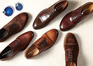 Boardroom Ready: Dress Shoes