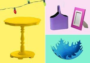 Youthful Attitude: Furniture & Décor