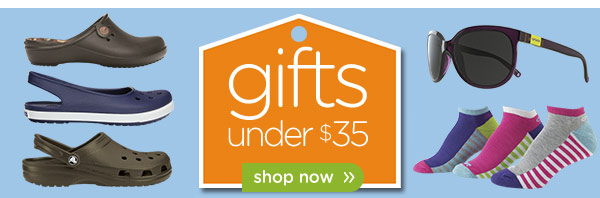gifts under $35 shop now