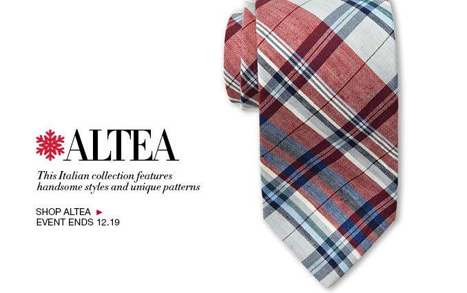Shop Altea - Men's Ties