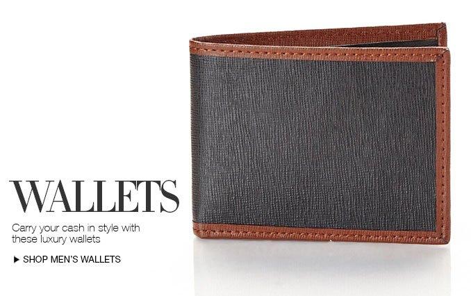 Shop Wallets For Men