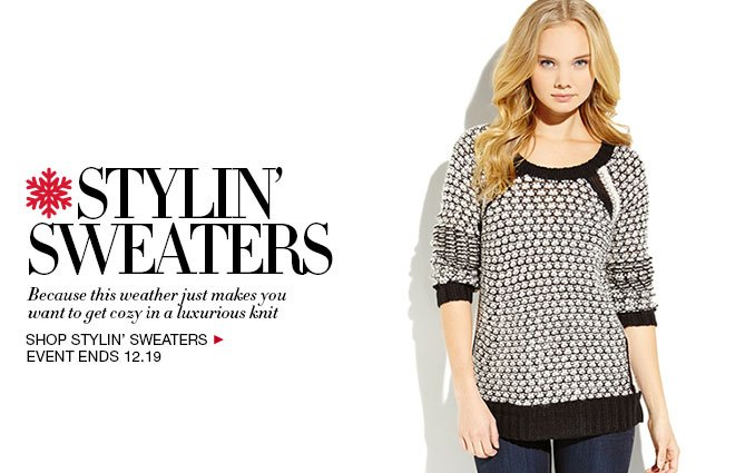 Shop Stylish Sweaters for Women