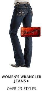 Womens Wrangler Jeans on Sale