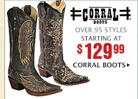 Womens Corral Boots on Sale
