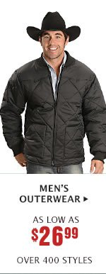 Mens Outerwear on Sale