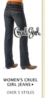Womens Cruel Girl Jeans on Sale