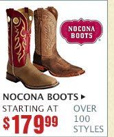Mens Nocona Boots on Sale