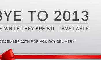 Free Overnight Shipping – Order by December 20th for Holiday Delivery