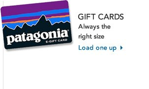Gift Cards: always the right size