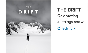 The Drift: Celebrating all things snow