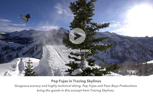 Pep Fujas in Tracing Skylines: Watch the video