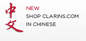 Shop Clarins.com in Chinese