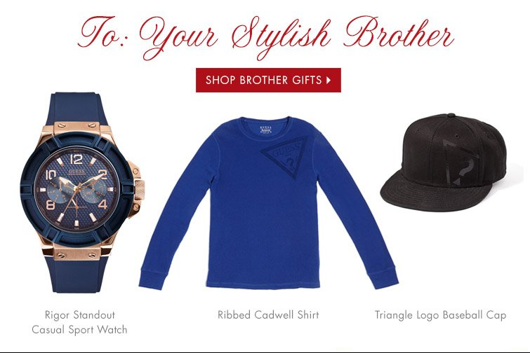 SHOP BROTHER GIFTS