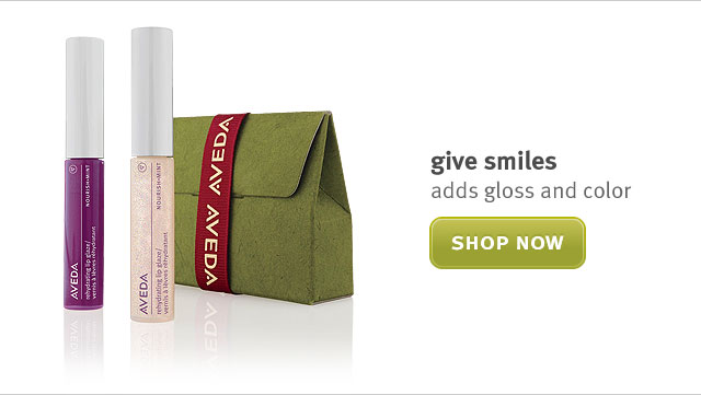 give smiles. shop now.