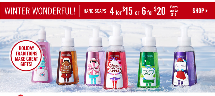 Anti-Bac Hand Soap – 4 for $15
