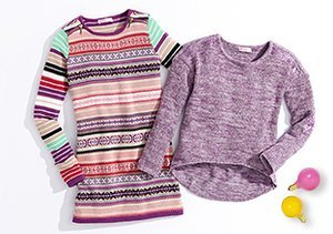 Cozy Knits for Girls