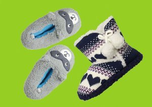 Starting at $9: Kids' Slippers