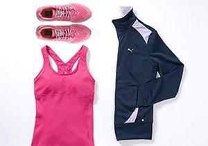 PUMA: Shoes & Apparel