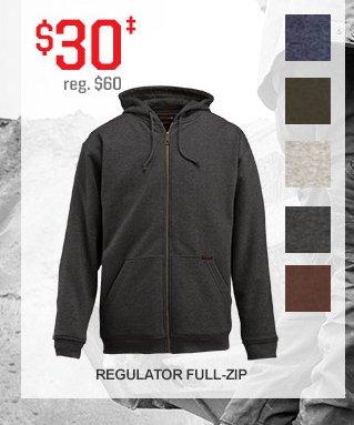 REGULATOR FULL-ZIP